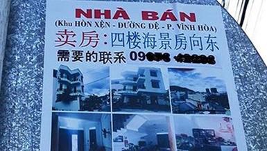 Khánh Hòa giám sát chặt 5 khu đất có yếu tố nước ngoài