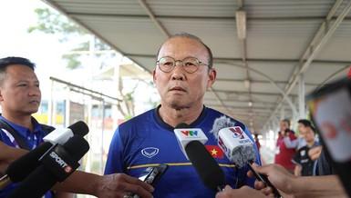 HLV Park Hang-seo bất ngờ tiết lộ thực lực Olympic Pakistan