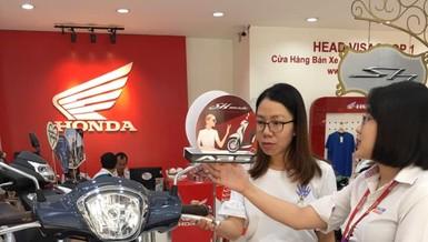 Đội giá quá cao, Honda xe máy vẫn tăng thị phần