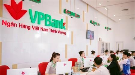 VPBank: 9 tháng đầu năm, lợi nhuận 5.635 tỷ đồng
