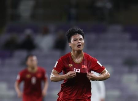 Quang Hải sáng cửa giành cú đúp giải thưởng Asian Cup 2019