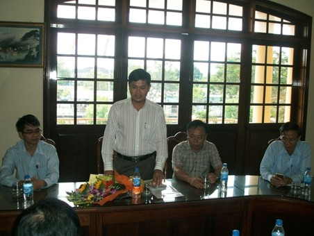 Ủy ban Kiểm tra kết luận về các sai phạm ở Quảng Nam