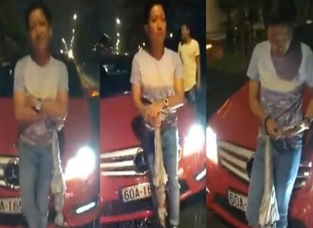 CSGT thông tin vụ đụng xe của danh hài Trường Giang