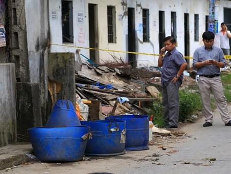 Vụ một phần thi thể trong thùng rác: Bắt vợ nạn nhân