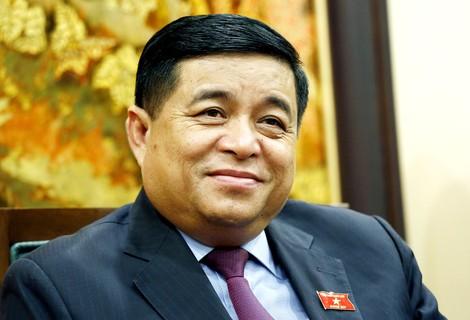 Cuộc gặp bất ngờ của Bộ trưởng Nguyễn Chí Dũng