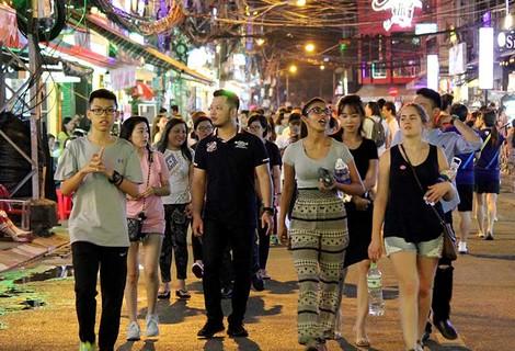 Ngày mai, phố đi bộ Bùi Viện chính thức khai trương