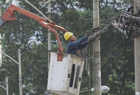 Rút ngắn thời gian cấp điện cho khách hàng