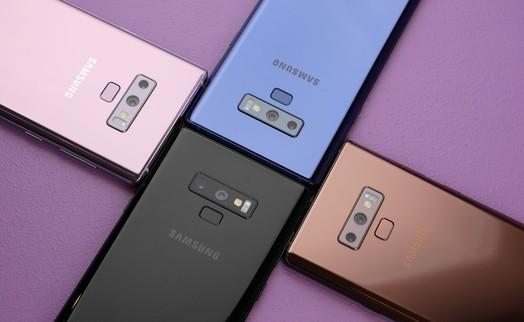 Samsung Galaxy Note 9: Vừa yếu vừa lỗi thời?