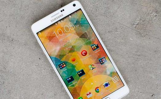 Galaxy Note 4 'tân trang' tiếp tục gặp khổ