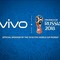 Vivo tài trợ chính cho FIFA World Cup 2018