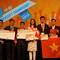 Nữ sinh Việt Nam đạt giải nhì cuộc thi Tin Học Văn Phòng thế giới