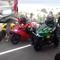 Clip: Tự ý tổ chức đua xe phân khối lớn gây tai nạn