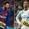 Mourinho, Messi vượt mặt Pep Guardiola và Ronaldo