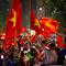 Hà Nội tung toàn bộ CSGT giữ trật tự trận Việt Nam - Malaysia