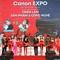 Nhiều mẫu máy khủng xuất hiện tại Canon EXPO 2017
