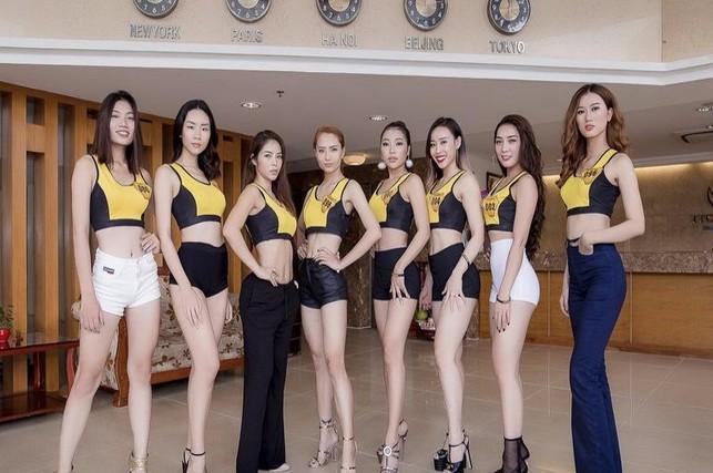 Chung kết  'Người mẫu Thể hình Việt Nam 2017'