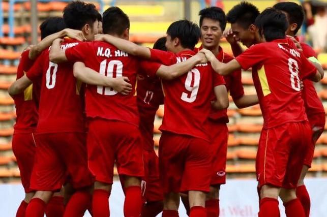 Công Phượng lập cú đúp,U22 Việt Nam thắng đẹp Campuchia