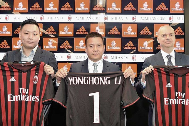 Giới siêu giàu Trung Quốc khuấy đảo bóng đá châu Âu