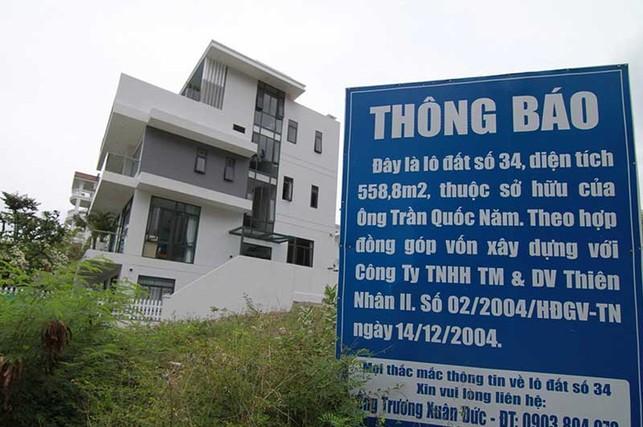 'Mếu' vì lỡ mua đất đã thế chấp ngân hàng