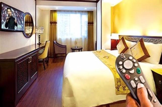 Dừng ngay việc thu tiền tác quyền tivi khách sạn