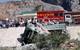 Hiện trường vụ tai nạn tàu lửa kinh hoàng ở Thanh Hóa