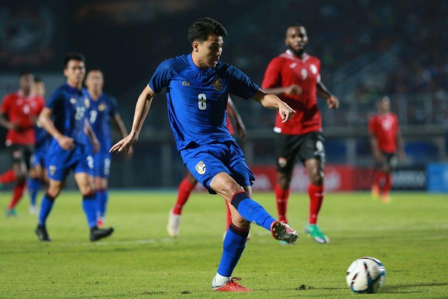 Thái Lan chốt danh sách dự AFF Cup 2018