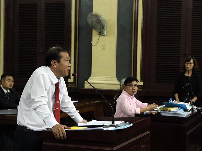 Vinasun và Grab đối đáp căng thẳng tại tòa