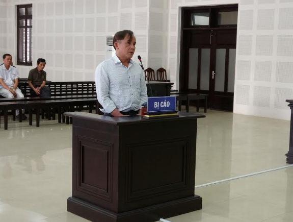 """Giả chữ ký lãnh đạo TP Đà Nẵng để lừa """"chạy việc"""""""