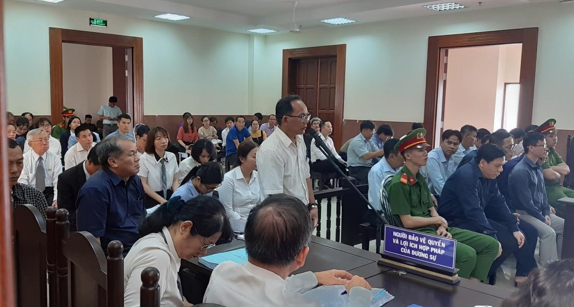 Vụ Phạm Công Danh: Viện nói 4 người được án treo là sai luật