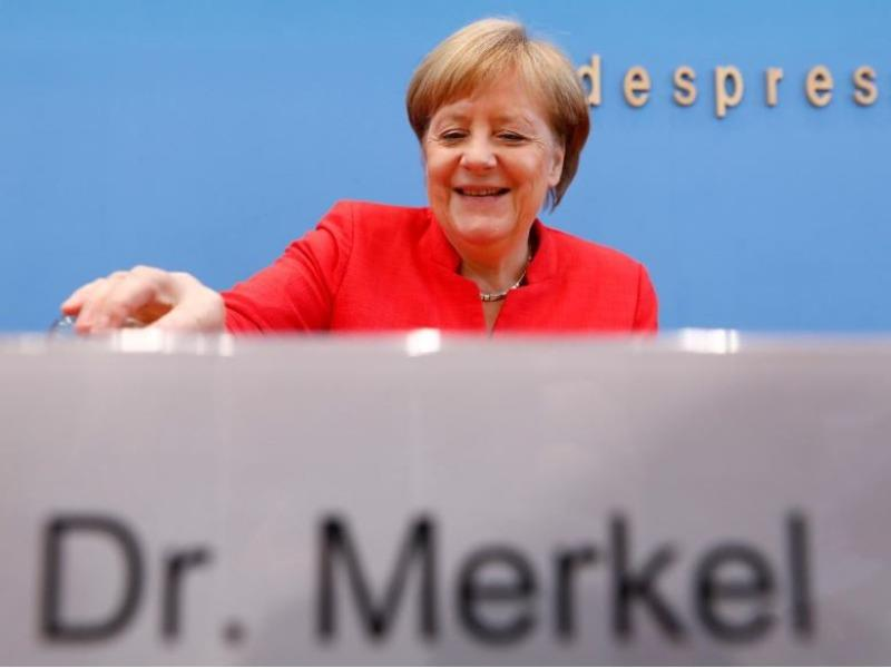 Bà Merkel: Tôi đã đúng khi nói không thể trông chờ vào Mỹ  
