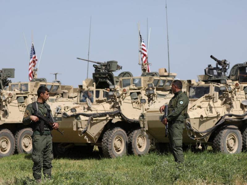 Mỹ ''đe'' Thổ Nhĩ Kỳ vì sắp tấn công người Kurd ở Syria