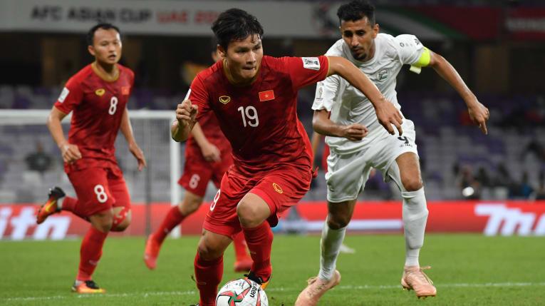 Việt Nam vào nhóm có vé ở vòng 16 đội Asian Cup 2019