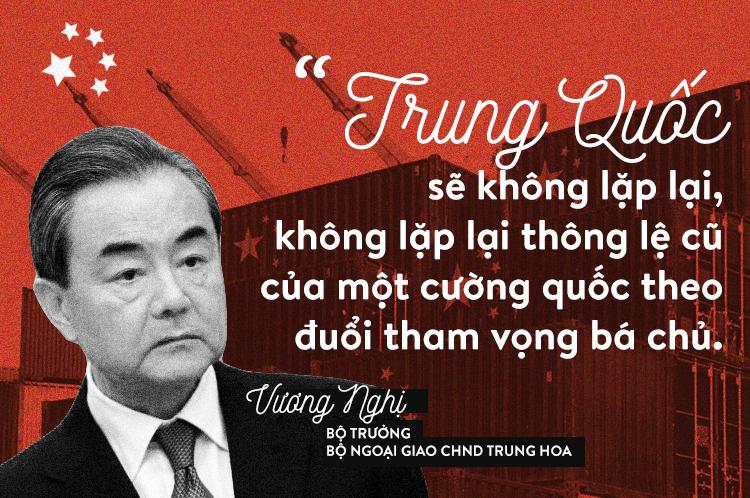 Trung Quốc che đậy tham vọng siêu cường như thế nào? - ảnh 1