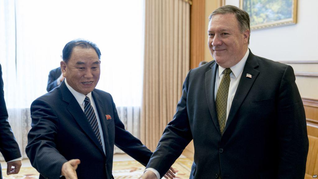 Mỹ chính thức công bố thời gian tổ chức Thượng đỉnh Trump-Kim