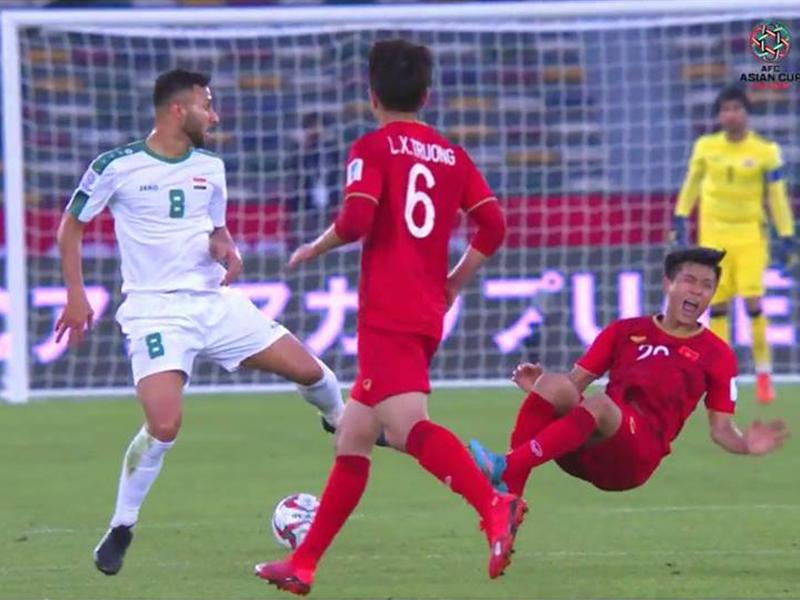 Trực tiếp, Việt Nam 1-0 Iraq: Bàn thắng bất ngờ (H1)