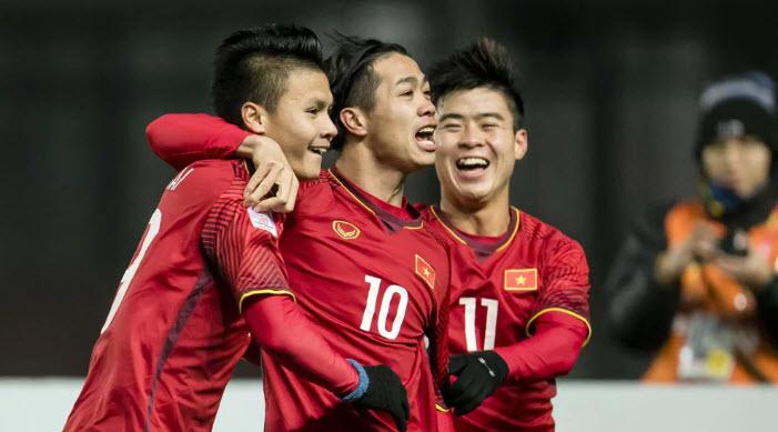 Trực tiếp, Việt Nam 0-0 Iraq:Bất ngờ Văn Hậu, Công Phượng (H1)