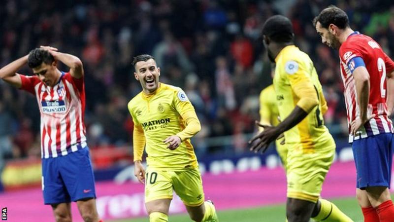 Atletico Madrid bị loại, Real Madrid vào tứ kết cúp nhà vua