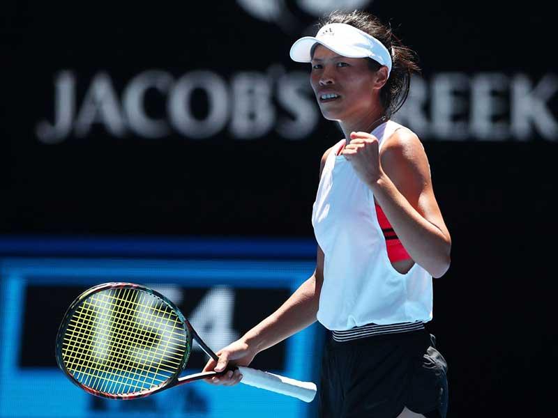Địa chấn từ các tay vợt nữ châu Á tại giải Úc mở rộng