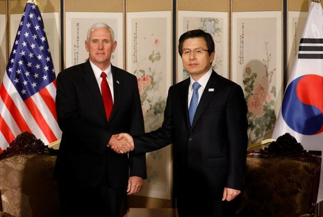 Mỹ chấm dứt thời kỳ kiên nhẫn chiến lược với Triều Tiên - ảnh 1