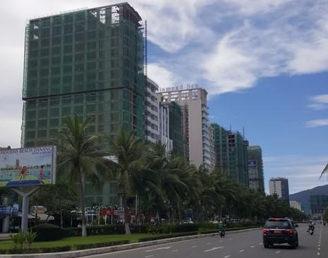 Du lịch bùng nổ, dự án khách sạn tràn ngập ven biển Đà Nẵng - ảnh 2