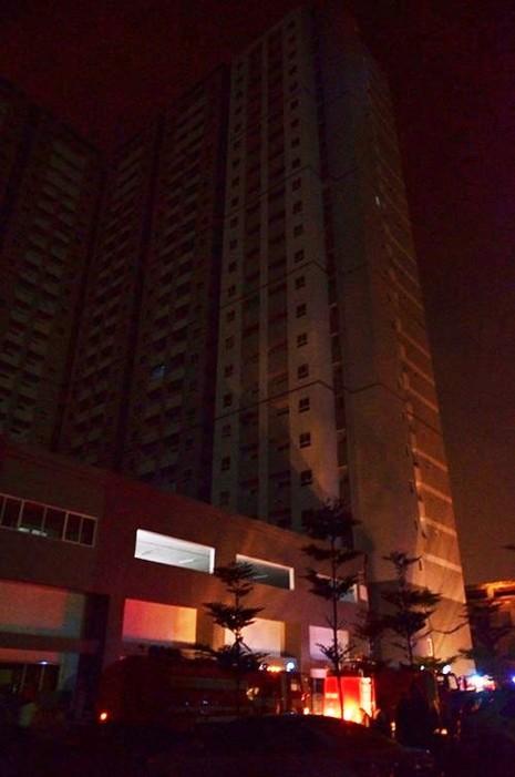 Hơn 50% chung cư ở TP.HCM có nguy cơ cháy nổ cao - ảnh 1