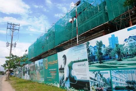 TP.HCM cấp phép dự án Khu cao ốc phức hợp Phú Long - ảnh 1