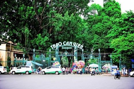 Điều chỉnh quy hoạch Thảo Cầm viên Sài Gòn - ảnh 1