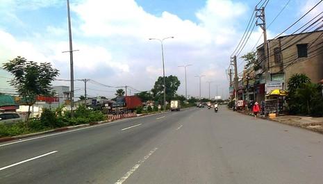 TP.HCM điều chỉnh quy hoạch giao thông ở quận 12 - ảnh 1