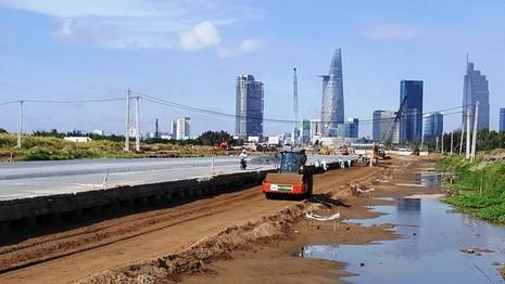 Đánh giá lại năng lực chủ đầu tư hạ tầng ở Thủ Thiêm - ảnh 1