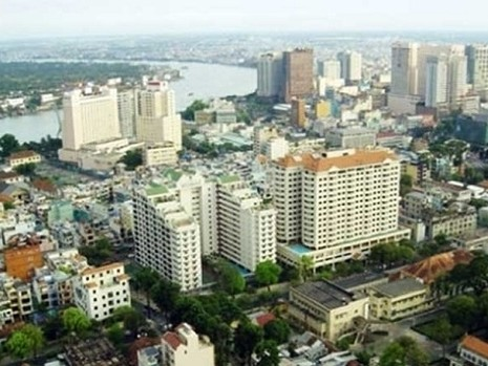 Số căn hộ bán được tại TPHCM sụt giảm mạnh - ảnh 1