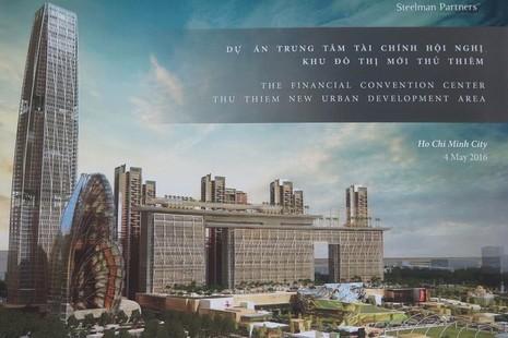 Dự án địa ốc 4 tỷ USD của vua hàng hiệu có nguy cơ bị bác - ảnh 1