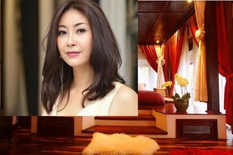 """Choáng ngợp với """"siêu biệt thự"""" 400 tỷ của Hoa hậu Hà kiều Anh - ảnh 1"""