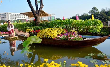 Toàn cảnh khu nhà giàu Sài Gòn bị mùi hôi bao phủ - ảnh 15