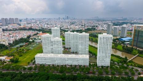 Toàn cảnh khu nhà giàu Sài Gòn bị mùi hôi bao phủ - ảnh 6